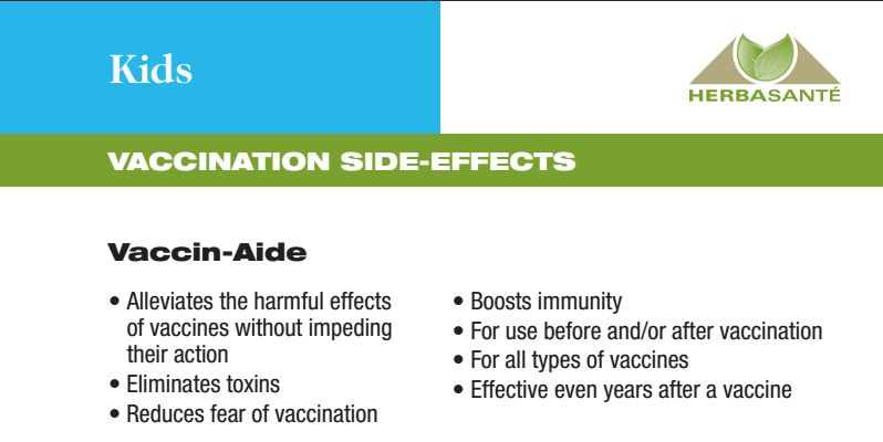 Vaccin Aide at Body of Health