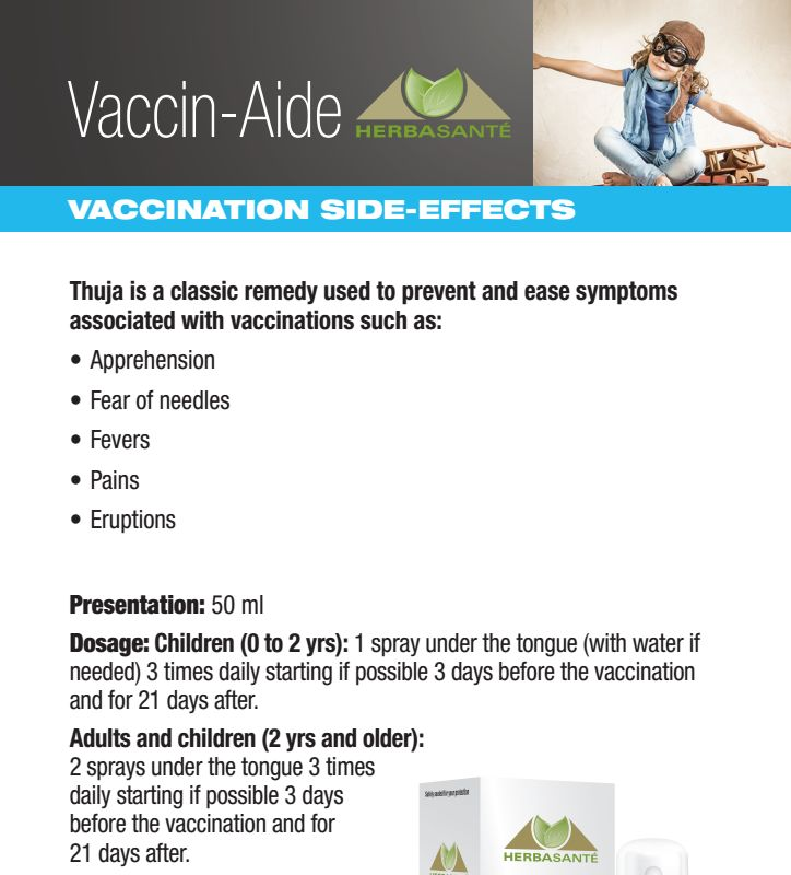 Vaccin Aide from Body of Health